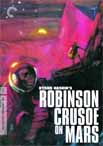 Image of DVD cover for Robinson Crusoe on Mars