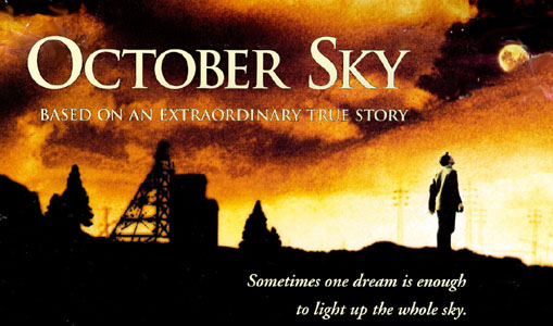october sky book report Video questions to accompany october sky (1999), the true story of nasa engineer homer hickam film is based on his book rocket boys great connection to physics, physical science and astronomy.
